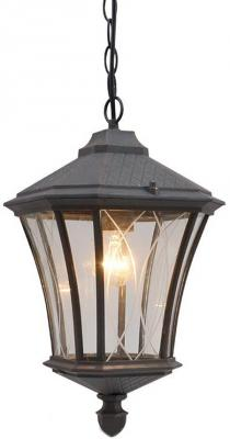 Уличный подвесной светильник Elektrostandard Virgo H капучино 4690389064890