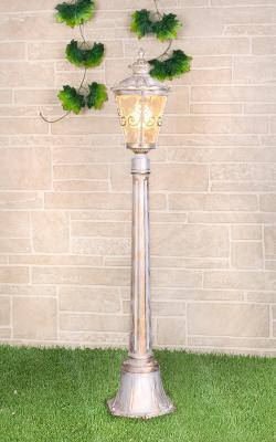 Уличный светильник Elektrostandard Diadema F GLYF-8046F белое золото 4690389082474
