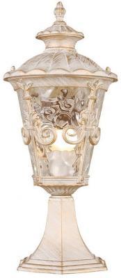Уличный светильник Elektrostandard Diadema S GLYF-8046S белое золото 4690389062124