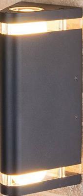 Уличный настенный светильник Elektrostandard 1484 Techno 4690389067778