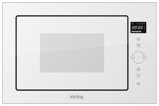 СВЧ Korting KMI 825 TGW 900 Вт белый