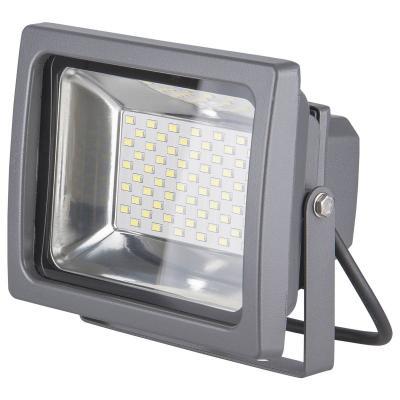 Прожектор светодиодный Elektrostandard 001 FL LED 30W 6500К 4690389080463 elektrostandard лампа светодиодная elektrostandard свеча на ветру сdw led d 6w 3300k e14 4690389085505