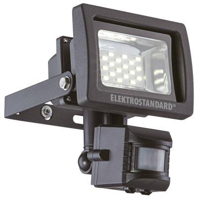 Прожектор светодиодный Elektrostandard 003 FL LED 10W 6500К 4690389080494 лампа swgroup fl smd 50 cw 6500к