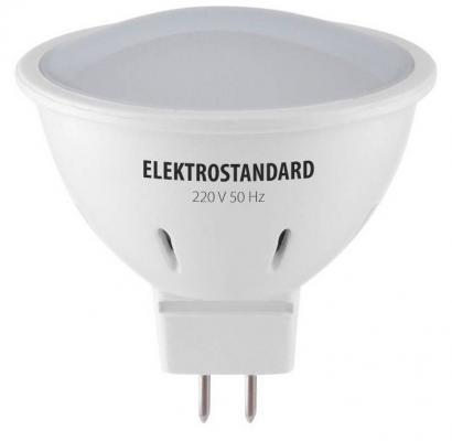 Лампа светодиодная полусфера Elektrostandard 4690389057472 GU5.3 3W 6500K