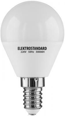 Лампа светодиодная шар Elektrostandard Classic SMD E14 5W 6500K 4690389054846