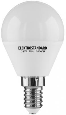 Лампа светодиодная шар Elektrostandard Classic SMD E14 5W 3300К 4690389054822
