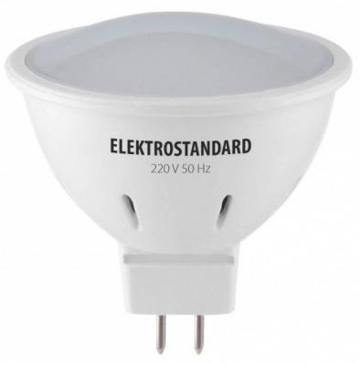 Лампа светодиодная полусфера Elektrostandard 4690389081637 GU5.3 5W 4200K