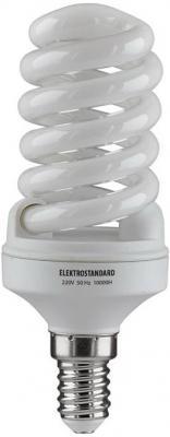 Лампа энергосберегающая спираль Elektrostandard 4607138140521 E14 15W 2700K