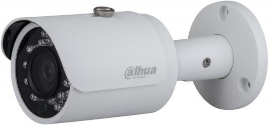 Камера IP Dahua DH-IPC-HFW1320SP-W-0280B CMOS 1/3'' 2304 х 1296 H.264 MJPEG RJ-45 LAN белый
