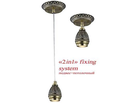 Подвесной светильник Favourite Sorento 1584-1P favourite sorento 1584 1p