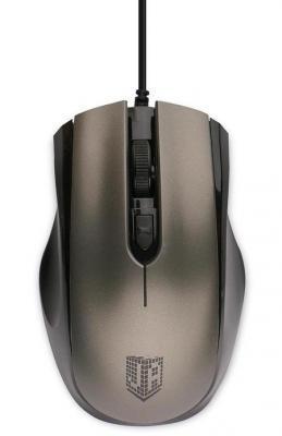 Мышь проводная Jet.A Comfort OM-U50G зелёный USB