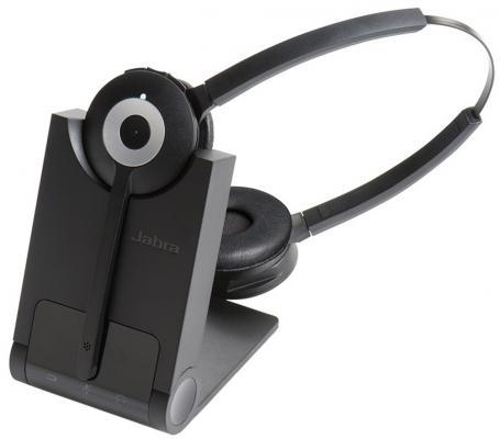 Гарнитура Jabra Pro 930 Duo MS EMEA DECT 930-29-503-101