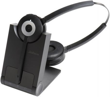 Гарнитура Jabra PRO 930 Duo EMEA 930-29-509-101 гарнитура jabra pro 930 mono dect usb ms nc wb 930 25 503 101