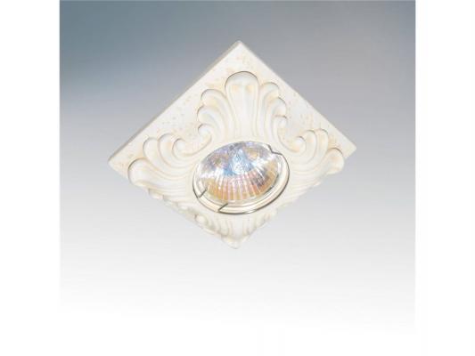 Встраиваемый светильник Lightstar Corinto Qua 002621