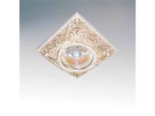 Встраиваемый светильник Lightstar Fenicia Qua 002642
