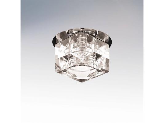 Встраиваемый светильник Lightstar Romb 004060 lightstar встраиваемый светильник lightstar romb 004064