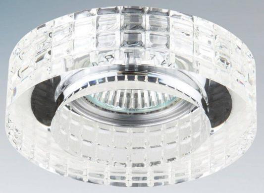 Встраиваемый светильник Lightstar Lei 006350 встраиваемый светильник lei faceto cr 006350