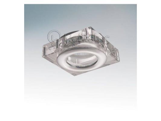 lightstar difesa 006830 Встраиваемый светильник Lightstar Difesa 006840
