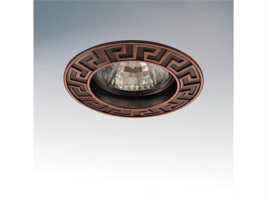 Встраиваемый светильник Lightstar Antico 011118
