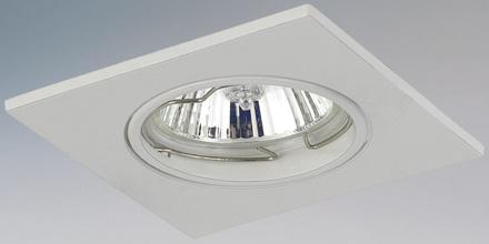 Встраиваемый светильник Lightstar Qua 011930