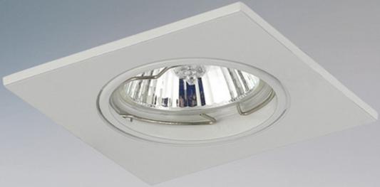 Встраиваемый светильник Lightstar Qua 011950