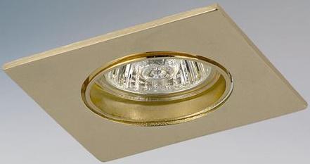 Встраиваемый светильник Lightstar Qua 011952