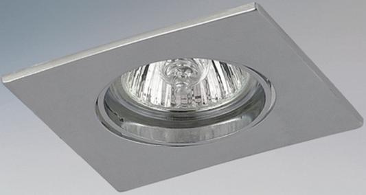 Встраиваемый светильник Lightstar Qua 011954