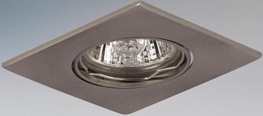 Встраиваемый светильник Lightstar Qua 011955