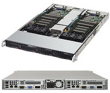 Серверная платформа SuperMicro SYS-1028TR-T серверная платформа intel r2208wt2ysr 943827