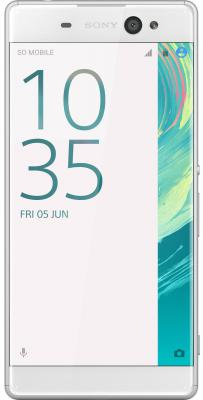 "Смартфон SONY Xperia XA Ultra белый 6"" 16 Гб NFC LTE Wi-Fi GPS 3G F3211"