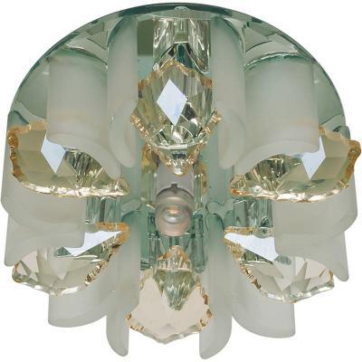 Встраиваемый светильник Fametto Fiore DLS-F120-3001 встраиваемый светильник fametto fiore dls f114 3001
