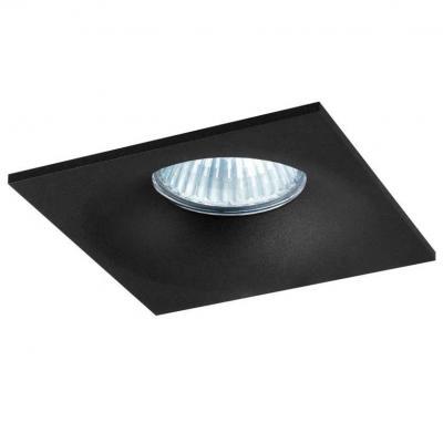 Встраиваемый светильник Donolux DL18413/11WW-SQ Black