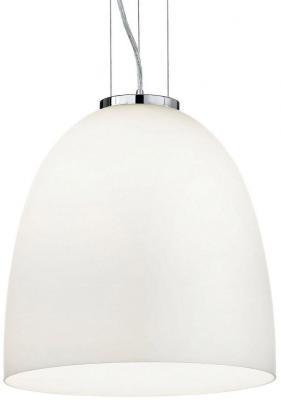 Подвесной светильник Ideal Lux Eva SP1 Small Bianco