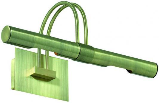 Подсветка для картин Ideal Lux Cico AP2 Brunito ideal lux подсветка для зеркал и картин ideal lux bow ap114 brunito