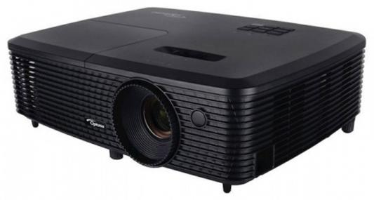 Проектор Optoma S321 DLP 800x600 3200 ANSI Lm 20000:1 VGA
