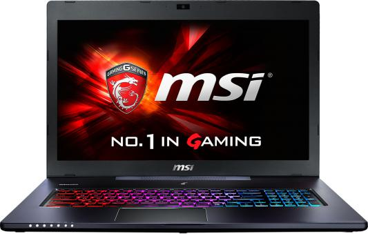 "Ноутбук MSI GS70 6QE-437RU Stealth Pro 17.3"" 1920x1080 Intel Core i5-6300HQ 9S7-177514-437"