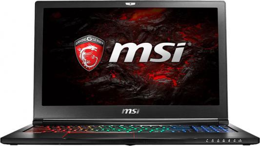 """Ноутбук MSI GS63VR 6RF-047RU Stealth Pro 15.6"""" 1920x1080 Intel Core i7-6700HQ 9S7-16K212-047"""
