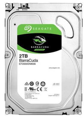 "Жесткий диск 3.5"" 2 Tb 7200rpm 64Mb cache Seagate Barracuda SATAIII ST2000DM006"