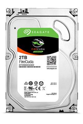 """Жесткий диск 3.5"""" 2 Tb 7200rpm 64Mb cache Seagate Firecuda SATAIII ST2000DX002"""