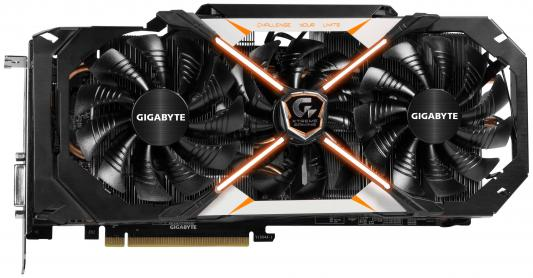 Видеокарта 8192Mb Gigabyte GeForce GTX1070 PCI-E 256bit GDDR5 DVI HDMI DP HDCP GV-N1070XTREME-8GD Retail