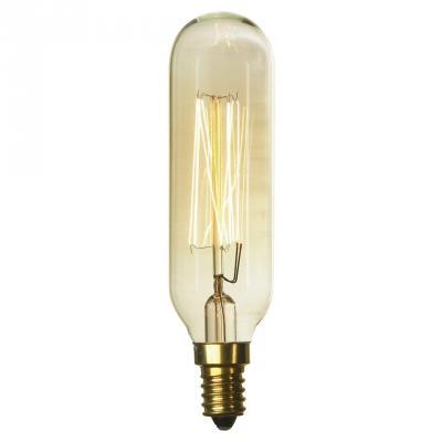 Лампа накаливания цилиндр Lussole Loft E14 40W 2700K GF-E-46