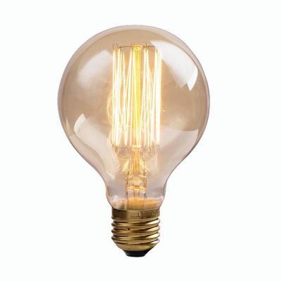 Лампа накаливания шар Lussole Loft E27 60W 2700K GF-E-7125