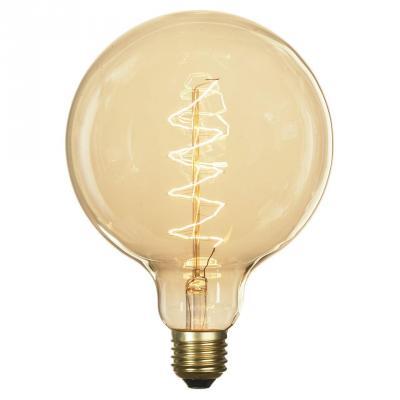 Лампа накаливания шар Lussole Loft E27 60W 2700K GF-E-760