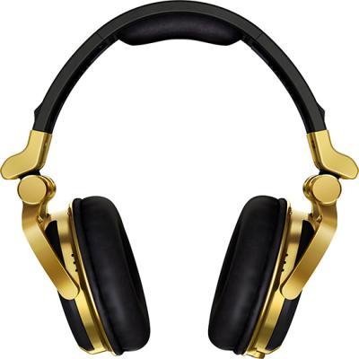 Купить Наушники Pioneer HDJ-1500-N золотистый