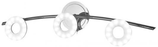 Спот  IDLamp Lorenza 351/3A-Chrome idlamp спот idlamp lorenza 351 3a chrome