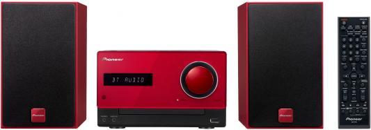 Микросистема Pioneer X-CM35-R 30Вт красный