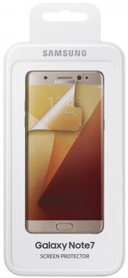 Пленка защитная прозрачная Samsung ET-FN930CTEGRU для Samsung Galaxy Note 7 2шт