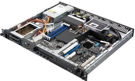 Серверная платформа Asus RS200-E9-PS2-F
