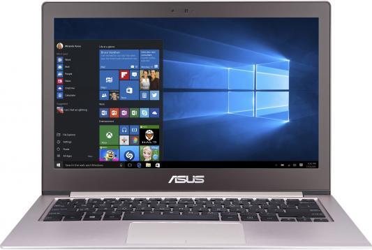 Ультрабук ASUS UX303Ua i3-6100U 13.3 1920x1080 Intel Core i3-6100U 90NB08V3-M07040