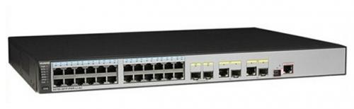 Коммутатор Huawei S5700-28TP-PWR-LI-AC 24 порта 10/100/1000Mbps 100 10000 100